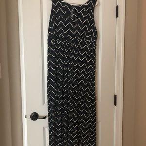 St. John's Bay Maxi Dress